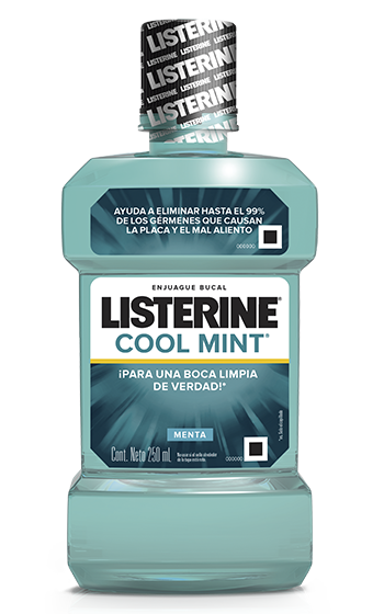 Enjuague bucal LISTERINE® Cool Mint